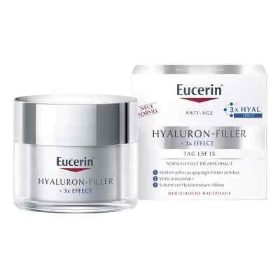 Eucerin Anti-age Hyaluron-filler Tag norm./Mischh.  bei Apotheke.de bestellen