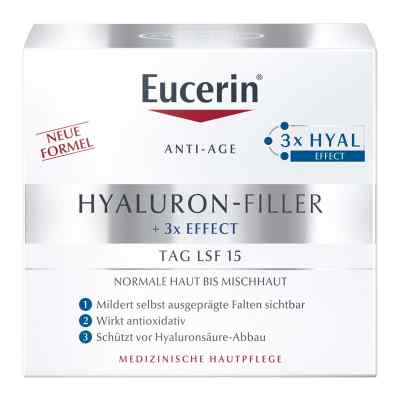 Eucerin Anti-Age Hyaluron-Filler Tagespflege Creme Normale/Misch  bei Apotheke.de bestellen