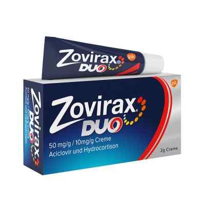 Zovirax Duo 50 mg/g / 10 mg/g Creme  bei Apotheke.de bestellen