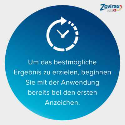 Zovirax Duo Lippenherpescreme  bei Apotheke.de bestellen