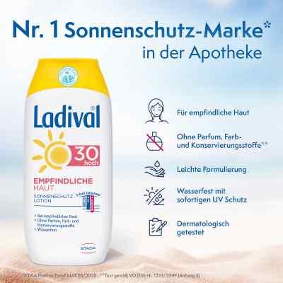 Ladival empfindliche Haut Lotion Lsf 30  bei Apotheke.de bestellen