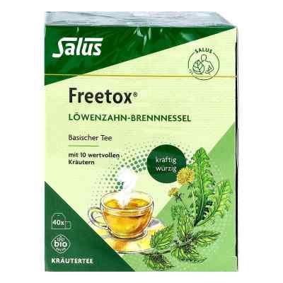 Freetox Tee Löwenzahn-brennnessel Bio Salus Fbtl.  bei Apotheke.de bestellen