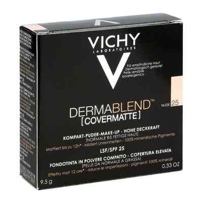 Vichy Dermablend Covermatte Puder 25  bei Apotheke.de bestellen