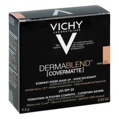 Vichy Dermablend Covermatte Puder 35  bei Apotheke.de bestellen