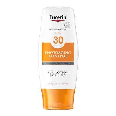 Eucerin Sun Lotion Photoaging Control Lsf 30  bei Apotheke.de bestellen