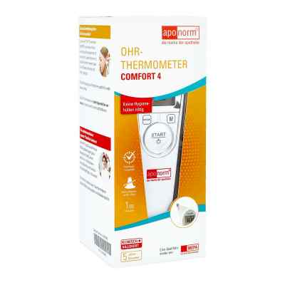 Aponorm Fieberthermometer Ohr Comfort 4  bei Apotheke.de bestellen