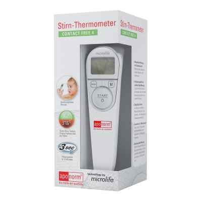 Aponorm Fieberthermometer Stirn Contact-free 4  bei Apotheke.de bestellen