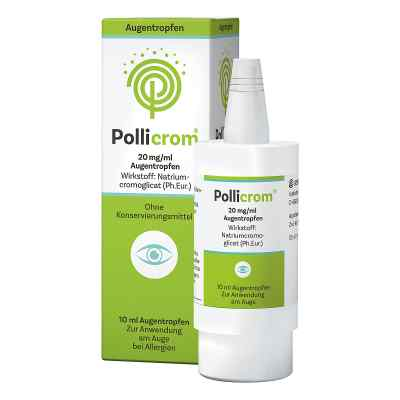 Pollicrom 20 mg/ml Augentropfen  bei Apotheke.de bestellen