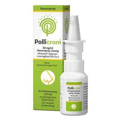 Pollicrom 20 mg/ml Nasenspray Lösung  bei Apotheke.de bestellen