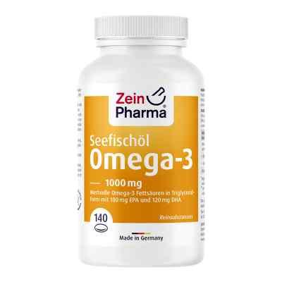 Omega-3 1000 mg Seefischöl Softgelkapseln hochdo.  bei Apotheke.de bestellen