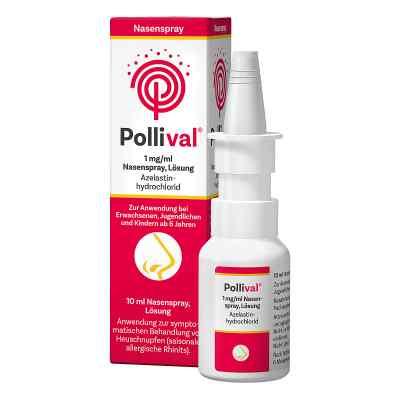 Pollival 1 mg/ml Nasenspray Lösung  bei Apotheke.de bestellen