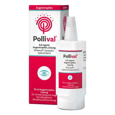 Pollival 0,5 mg/ml Augentropfen Lösung  bei Apotheke.de bestellen