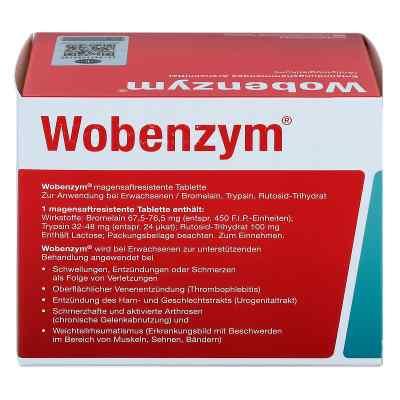 Wobenzym magensaftresistente Tabletten  bei Apotheke.de bestellen