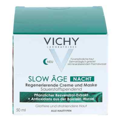 Vichy Slow Age Nacht Creme  bei Apotheke.de bestellen