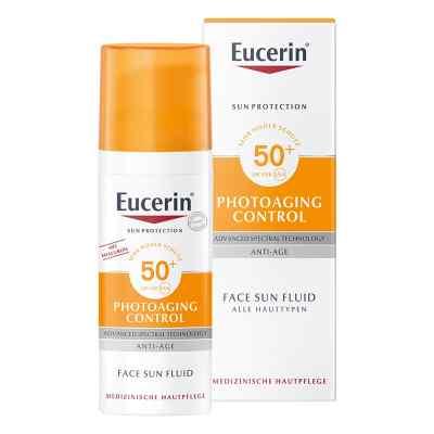 Eucerin Sun Fluid Photoaging Control Lsf 50  bei Apotheke.de bestellen