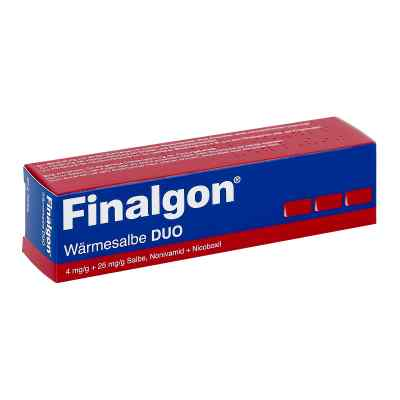Finalgon Wärmesalbe DUO 20 g bei Rückenschmerzen  bei Apotheke.de bestellen