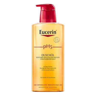 Eucerin pH5 Duschöl mit Pumpe empfindliche Haut  bei Apotheke.de bestellen