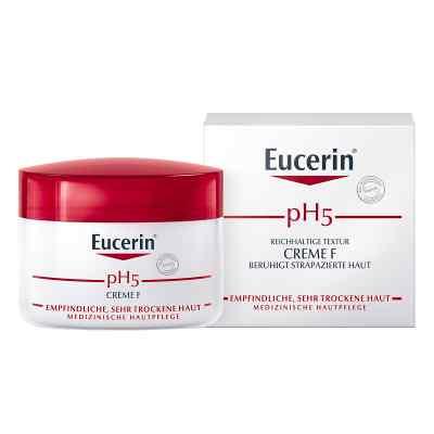 Eucerin pH5 Creme F empfindliche Haut  bei Apotheke.de bestellen
