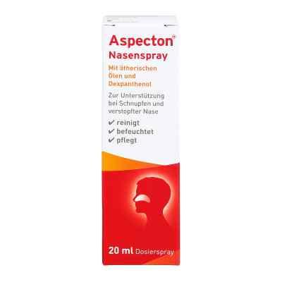 Aspecton Nasenspray entspricht 1,5% Kochsalz-lsg.  bei Apotheke.de bestellen