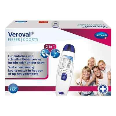 Veroval 2in1 Infrarot-fieberthermometer  bei Apotheke.de bestellen