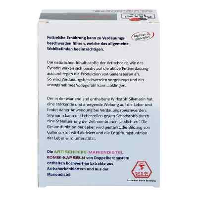 Doppelherz Artischocke-mariendistel system Weichk.  bei Apotheke.de bestellen