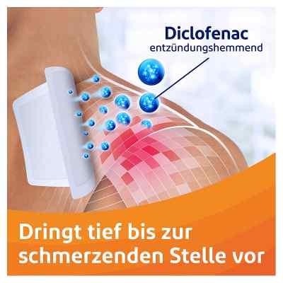 Voltaren Schmerzpflaster Diclofenac-Natrium 140mg  bei Apotheke.de bestellen