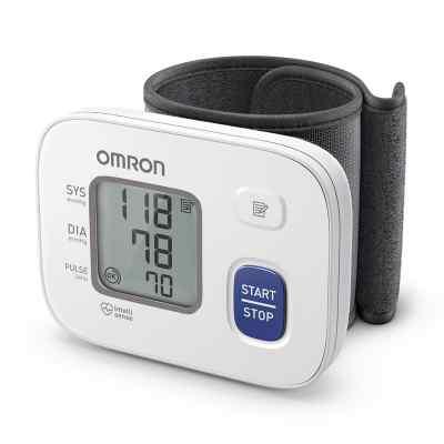 Omron Rs2 Handgelenk Blutdruckmessgerät  bei Apotheke.de bestellen