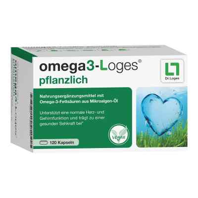 Omega3-loges pflanzlich Kapseln  bei Apotheke.de bestellen