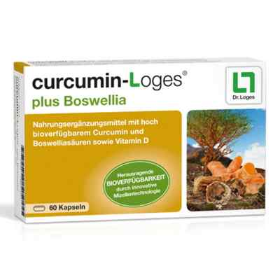 Curcumin-loges plus Boswellia Kapseln  bei Apotheke.de bestellen