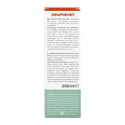 Deumavan Waschlotion sensitiv neutral  bei Apotheke.de bestellen