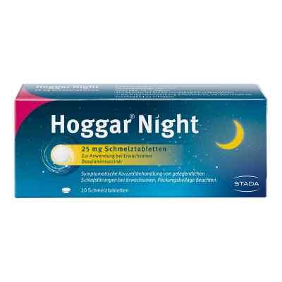 Hoggar Night 25 mg Schmelztabletten  bei Apotheke.de bestellen