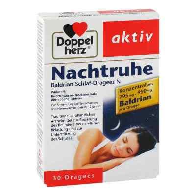 Doppelherz Nachtruhe Baldrian Schlaf-dragees N  bei Apotheke.de bestellen