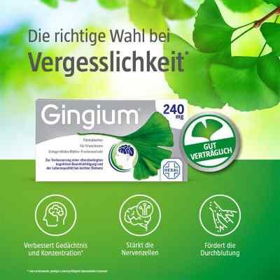 Gingium 240 mg Filmtabletten  bei Apotheke.de bestellen