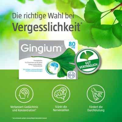 Gingium 80 mg Filmtabletten  bei Apotheke.de bestellen