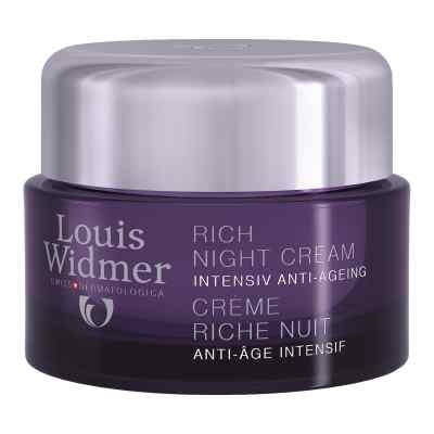 Widmer Rich Night Cream leicht parfümiert  bei Apotheke.de bestellen
