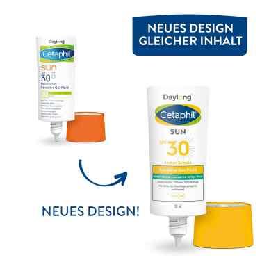 Cetaphil Sun Daylong Spf 30 sens.Gel-Fluid Gesicht  bei Apotheke.de bestellen