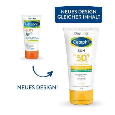 Cetaphil Sun Daylong Spf 50+ sens.Gel-Fluid Gesich  bei Apotheke.de bestellen