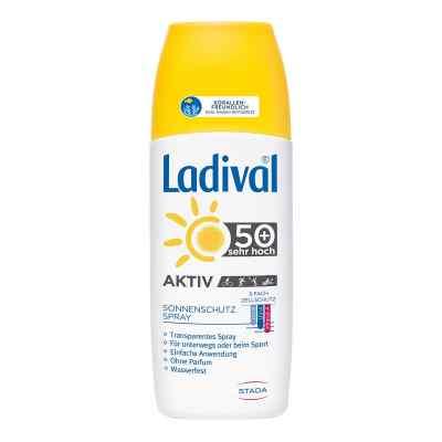 Ladival Aktiv Sonnenschutz Spray Lsf 50+  bei Apotheke.de bestellen