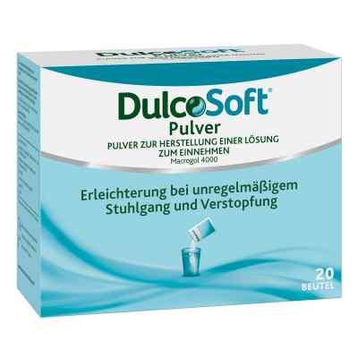 DulcoSoft Pulver bei Verstopfung  bei Apotheke.de bestellen