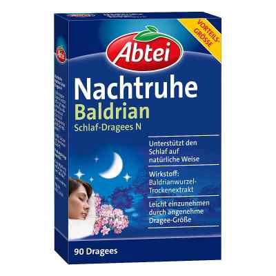 Abtei Nachtruhe Baldrian Schlaf-dragees N  bei Apotheke.de bestellen