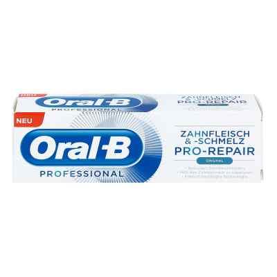 Oral B Professional Zahnfleisch & -schmelz Zahncr.  bei Apotheke.de bestellen