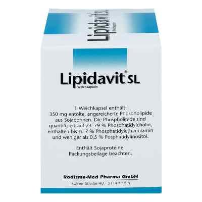 Lipidavit Sl Weichkapseln  bei Apotheke.de bestellen