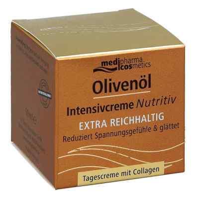 Olivenöl Intensivcreme Nutritiv Tagescreme  bei Apotheke.de bestellen