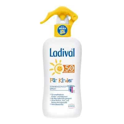 Ladival Kinder Sonnenschutz Spray Lsf 50+  bei Apotheke.de bestellen