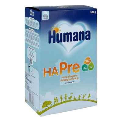 Humana Ha Pre Anfangsnahrung 2019 Pulver  bei Apotheke.de bestellen