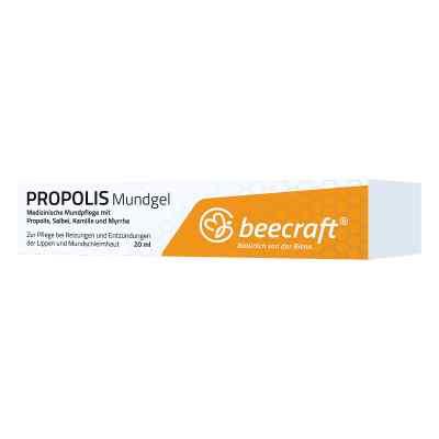Beecraft Propolis Mundgel  bei Apotheke.de bestellen