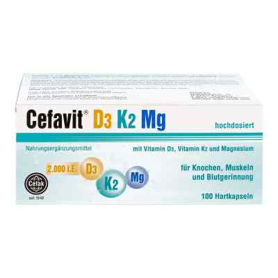 Cefavit D3 K2 Mg Hartkapseln  bei Apotheke.de bestellen