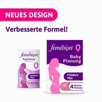 Femibion 0 Babyplanung Tabletten  bei Apotheke.de bestellen