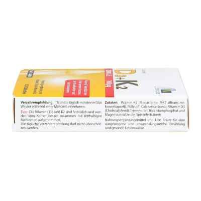 Vitamin D3+K2 2000 internationale Einheiten  bei Apotheke.de bestellen
