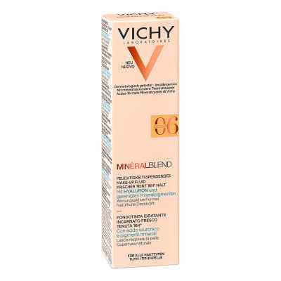 Vichy Mineralblend Make-up 06 ocher  bei Apotheke.de bestellen